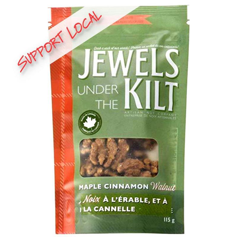 Jewels Under the Kilt Nuts