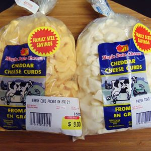 Maple Dale Cheese Curds